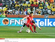 2010 World Cup -Korea DPR v Cote d'Ivoire