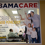 MIAMI, FLORIDA, NOVEMBER 16, 2016<br /> Sunshine Health and Life Advisors inside the Mall of the Americas in Miami Dade County. Customers have expressed concerns about &quot;Obama Care&quot; following the election of Donald Trump in the recent presidential elections.<br /> (Photo by Angel Valentin/Freelance)