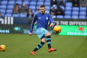 Sheffield Wednesday Forward Gary Hooper during the Sky Bet Championship match between Reading and Sheffield Wednesday at the Madejski Stadium, Reading, England on 23 January 2016. Photo by Phil Duncan.