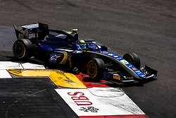 May 25, 2018 - Montecarlo, Monaco - 19 Lando NORRIS from Great Britain of CARLIN during the Monaco Formula One Grand Prix  at Monaco on 23th of May, 2018 in Montecarlo, Monaco. (Credit Image: © Xavier Bonilla/NurPhoto via ZUMA Press)