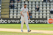 Wayne Parnell of Worcestershire during the final day of the Specsavers County Champ Div 1 match between Worcestershire County Cricket Club and Surrey County Cricket Club at New Road, Worcester, United Kingdom on 13 September 2018.