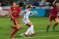 during the frendly match between woman teams of  Spain and England at Fernando Escartin Stadium in Guadalajara, Spain. October 25, 2016. (ALTERPHOTOS/Rodrigo Jimenez)