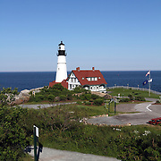 South Portland Headlight, South portland, Maine, USA