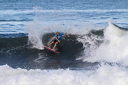 Ethan Ewing of Australia advances in 1st to round 4 from round 3 heat 1 of the Hawaiian Pro at Haleiwa, Oahu, Hawaii, USA