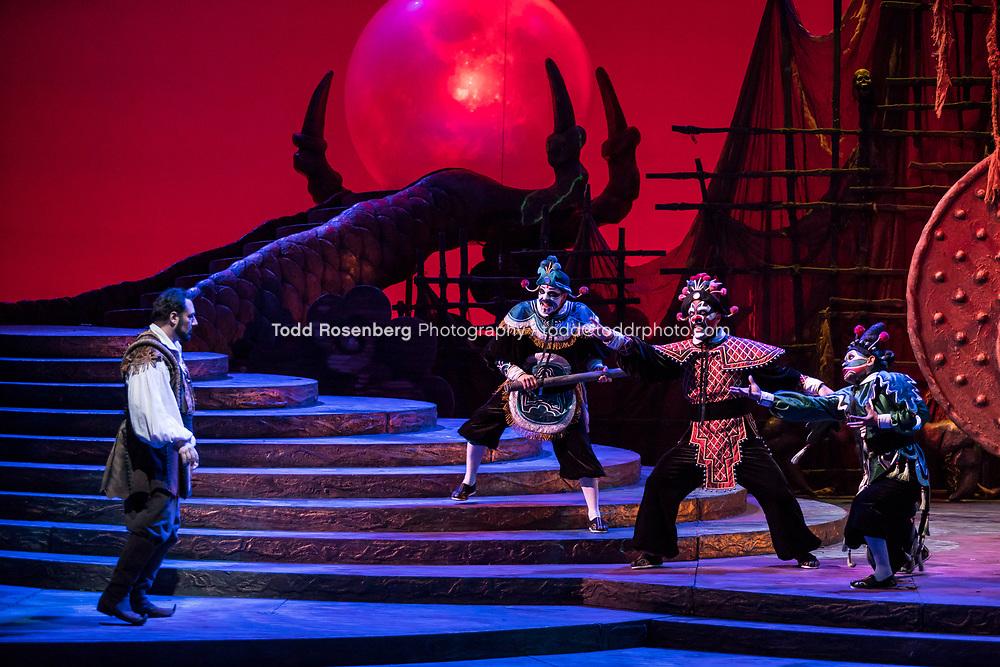 12/2/17 2:19:45 PM -- Chicago, IL, USA<br /> Lyric Opera Presents<br /> Puccinii's Turandot Dress Rehearsal<br /> <br /> &copy; Todd Rosenberg Photography 2017