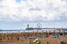 20180825 NED: DELA Beach NK Volleyball, Scheveningen