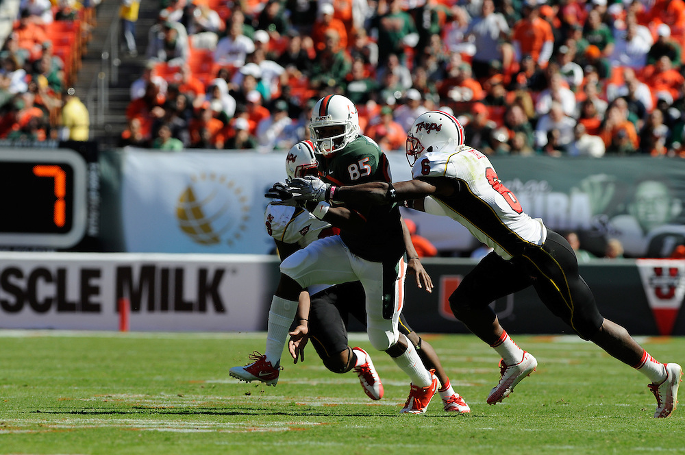 2010 Miami Hurricanes Football vs Maryland