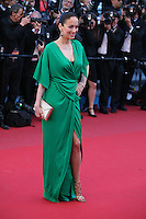 Carmen Chaplin at Venus in Fur - La Venus A La Fourrure film gala screening at the Cannes Film Festival Saturday 26th May May 2013