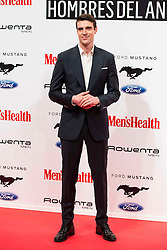 28.01.2016, Goya Theatre, Madrid, ESP, Men'sHealth Awards, im Bild Uri Sabat attends // to the delivery of the Men'sHealth awards at Goya Theatre in Madrid, Spain on 2016/01/28. EXPA Pictures © 2016, PhotoCredit: EXPA/ Alterphotos/ BorjaB.hojas<br /> <br /> *****ATTENTION - OUT of ESP, SUI*****