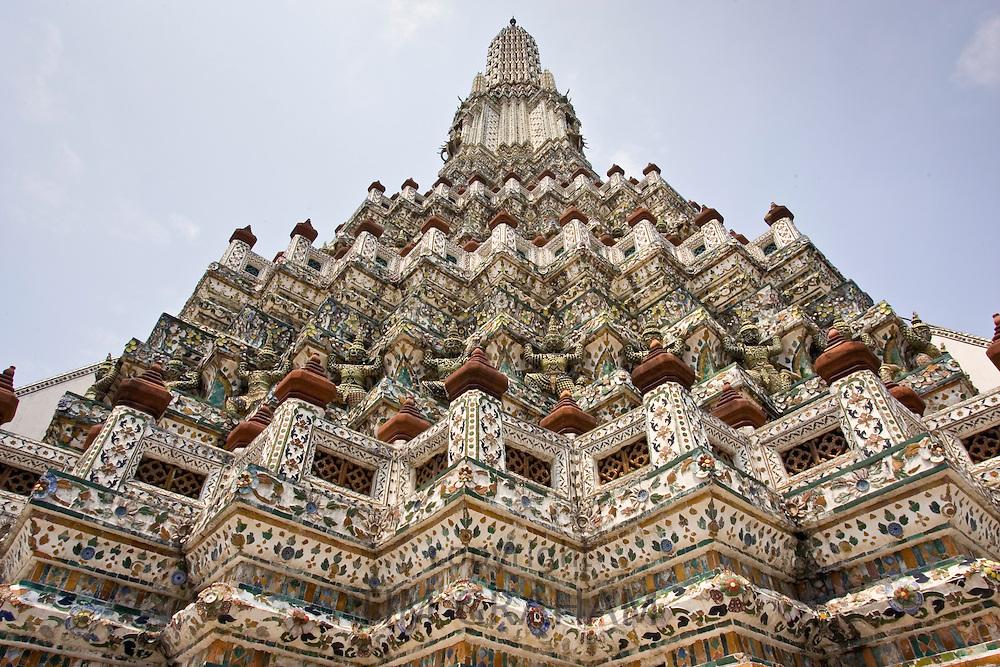 Wat Arun (Temple of the Dawn), Bangkok, Thailand