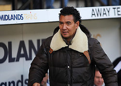 Notts County Manager Ricardo Moniz before the match - Mandatory byline: Jack Phillips / JMP - 07966386802 - 11/10/2015 - FOOTBALL - Meadow Lane - Nottingham, Nottinghamshire - Notts County v Plymouth Argyle - Sky Bet Championship