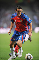 FOOTBALL - FRIENDLY GAME 2010 - FRANCE v COSTA RICA - 26/05/2010 - PHOTO JEAN MARIE HERVIO / DPPI - MARCO URENA (COS)