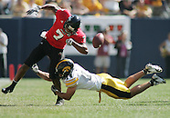 NCAA Football - Iowa v Northern Illinois - September 1, 2007