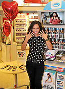 02.FEBRUARY.2012. LIVERPOOL<br /> <br /> MYLEENE KLASS PROMOTES HER NEW COLLECTION OF NAIL DESIGNS AT BOOTS IN MARKET STREET, LIVERPOOL, UK<br /> <br /> BYLINE: EDBIMAGEARCHIVE.COM<br /> <br /> *THIS IMAGE IS STRICTLY FOR UK NEWSPAPERS AND MAGAZINES ONLY*<br /> *FOR WORLD WIDE SALES AND WEB USE PLEASE CONTACT EDBIMAGEARCHIVE - 0208 954 5968*