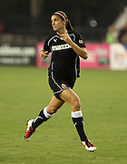 ATLANTA, GA - AUGUST 06:  Forward Alex Morgan #13 of the Western New York Flash runs during the Women's Professional Soccer game between the Atlanta Beat and the Western New York Flash at Kennesaw State University Soccer Stadium on August 6, 2011 in Atlanta, Georgia.  (Photo by Mike Zarrilli/Getty Images)