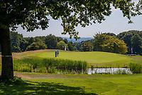 GROESBEEK  -  hole 15 Nijmeegse Baan  ,  Golf op Rijk van Nijmegen.   COPYRIGHT KOEN SUYK