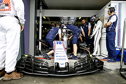 March 24, 2018 - Melbourne, Victoria, Australia - 18 Lance Stroll ( CAN, Williams Martini Racing),  Motorsports: FIA Formula One World Championship 2018, Melbourne, Victoria : Motorsports: Formula 1 2018 Rolex  Australian Grand Prix, (Credit Image: © Hoch Zwei via ZUMA Wire)