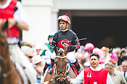 May 3, 2019: 145th Kentucky Oaks at Churchill Downs.