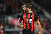 Steve Cook (3) of AFC Bournemouth during the Premier League match between Bournemouth and Huddersfield Town at the Vitality Stadium, Bournemouth, England on 4 December 2018.