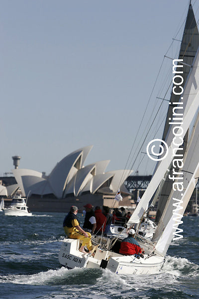 SAILING - BMW Winter Series 2005 - THE AMATEURS - Sydney (AUS) - 29/05/05 - ph. Andrea Francolini