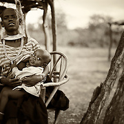 &ldquo;Mother and Child&rdquo;                               Tanzania<br />