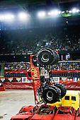 MONSTER JAM!!!!!!!! Saturday July 20th 2013 American Bank Center