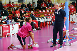 LUCIANO PEDULLA' NEW VOLLEYBALL WOMEN TEAM GERMANY COACH<br /> PHOTO BY FILIPPO RUBIN