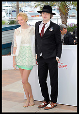 Pete Doherty and Lily Cole in Cannes 20-5-12