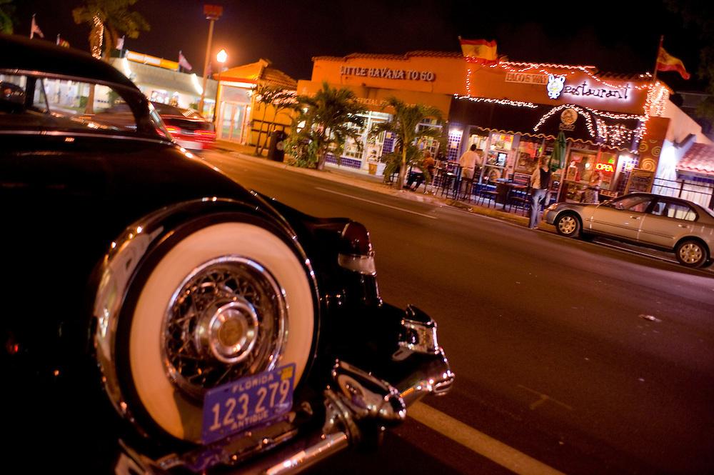 Little Havanna, Miami..Florida 2009..Foto © Stefan Falke.