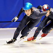 Lana Gehring - US Speedskating Team - Short Track Speed Skating - Photo Archive