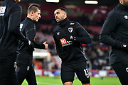 AFC Bournemouth forward Callum Wilson (13) during the The FA Cup match between Bournemouth and Luton Town at the Vitality Stadium, Bournemouth, England on 4 January 2020.
