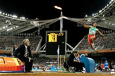 20040824 Olympics Athens 2004 Længdespring og 200 meter
