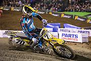 2015 AMA Supercross Series<br /> Angel Stadium<br /> Anaheim, California<br /> January 3, 2015