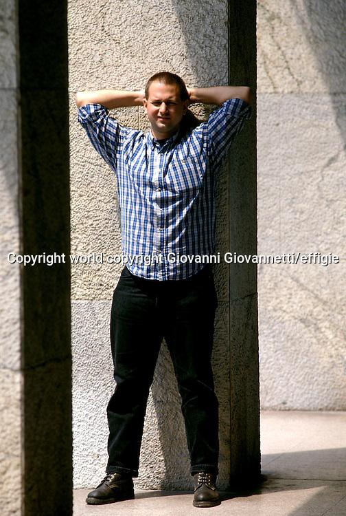 John King<br />world copyright Giovanni Giovannetti/effigie