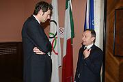 DESCRIZIONE : Roma conferenza stampa Un Canestro Nello Zaino <br /> GIOCATORE : Giacomo Galanda Giovanni Petrucci <br /> SQUADRA : <br /> EVENTO : Un Canestro Nello Zaino <br /> GARA : <br /> DATA : 03/12/2007 <br /> CATEGORIA : Ritratto <br /> SPORT : Pallacanestro <br /> AUTORE : Agenzia Ciamillo-Castoria/G.Ciamillo