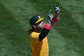 20140511 - Washington Nationals @ Oakland Athletics