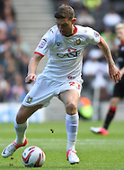 Picture by David Horn/Focus Images Ltd +44 7545 970036.29/09/2012.Jay O'Shea of Milton Keynes Dons during the npower League 1 match at stadium:mk, Milton Keynes.