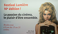 10th Lyon Film Festival  - Photocall