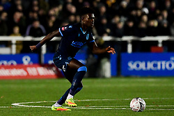 Rollin Menayese of Bristol Rovers - Mandatory by-line: Ryan Hiscott/JMP - 19/11/2019 - FOOTBALL - Hayes Lane - Bromley, England - Bromley v Bristol Rovers - Emirates FA Cup first round replay