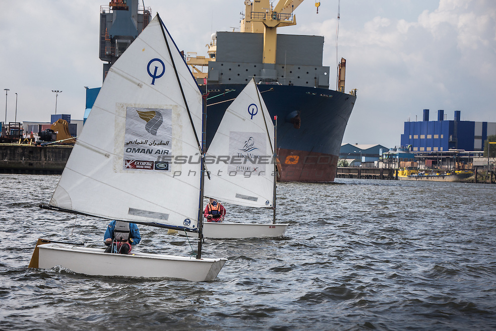 &quot;2015 Extreme Sailing Series - Act 5 - Hamburg<br />