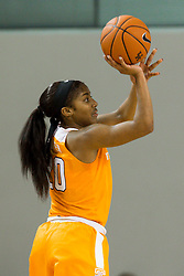 Tennessee guard Te'a Cooper led Tennessee in scoring with 18 points.<br /> <br /> The University of Kentucky hosted the University of Tennessee, Monday, Jan. 25, 2016 at Memorial Coliseum in Lexington .