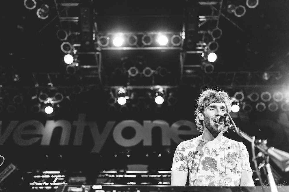 Smallpools performs at The House of Blues Chicago on Friday, November 29, 2013.
