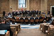 Legatuddeling SMVaalborg/Aalborg, Haandværkerforening, De lokale laug og mesterforeninger, Techcollege Aalborg, Aalborg Kommune. Foto: © Michael Bo Rasmussen / Baghuset. Dato: 07.05.19