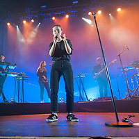 Glasgow, Scotland, UK. 7th November, 2018. Sigrid in concert at The O2 Acedemy, Glasgow Great, UK. Credit: Stuart Westwood/Alamy Live News