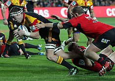 Hamilton-Super Rugby 2012- Chiefs v Crusaders