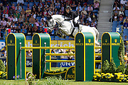 Janne Friederike Meyer - Holiday by Solitour<br /> World Equestrian Festival, CHIO Aachen 2012<br /> © DigiShots