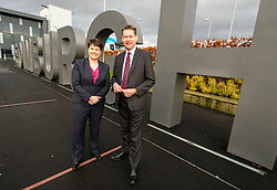 Pictured: Ruth Davidson and shadow finance secretary Murdo Fraser <br />