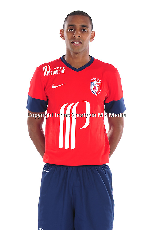 Ronny RODELIN - 10.09.2013 - Photo officielle - Lille - Ligue 1 <br /> Photo :  Icon Sport
