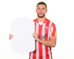 2018/19 Fifa Ultimate Team (FUT) - Lincoln City's James Wilson<br /> <br /> Picture: Chris Vaughan Photography for Lincoln City<br /> Date: September 13, 2018