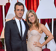 Jennifer Aniston and Justin Theroux Wed